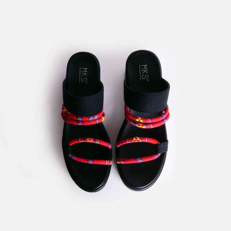 Moli Red - Mks Shoes - hglhouse
