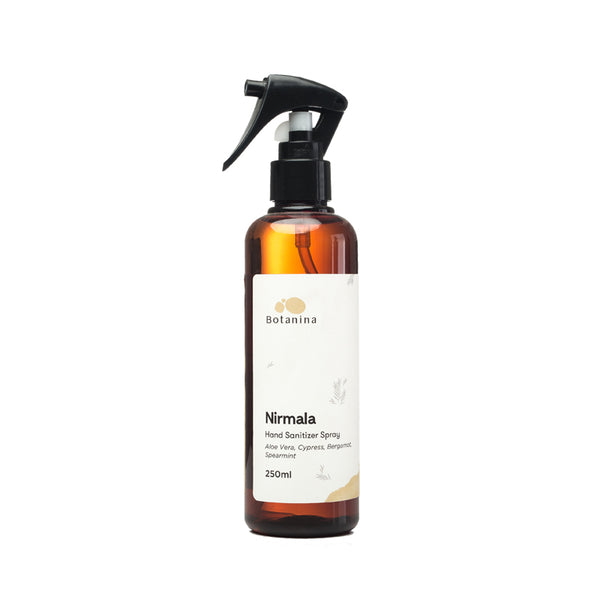 Nirmala Hand Sanitizer Spray - Botanina - hglhouse