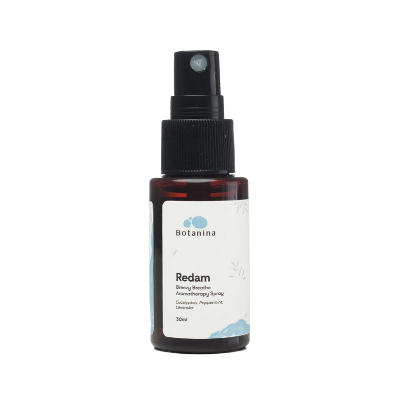 Redam Breezy Breathe Aromatherapy Spray - hglhouse