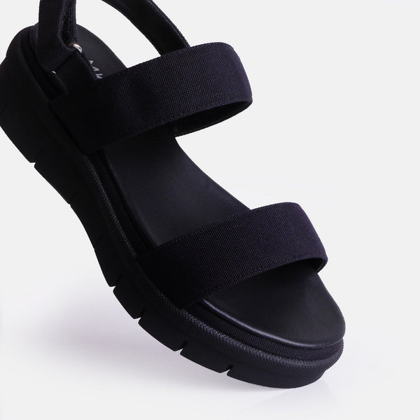 Emora Black - Mks Shoes