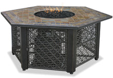 Own Hexagon Outdoor Propane Fire Pits Endless Summer GAD1374SP!