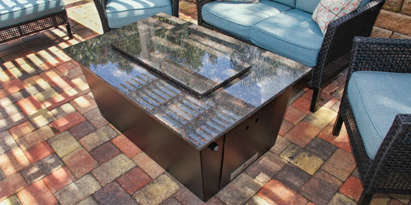 Buy Rectangle Firetainment Fire Tables Monaco!