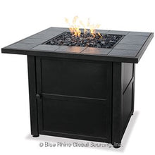 Purchase Square Outdoor Propane Fire Pits Endless Summer GAD1399SP!