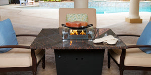Grab Square Firetainment Fire Tables Madrid!