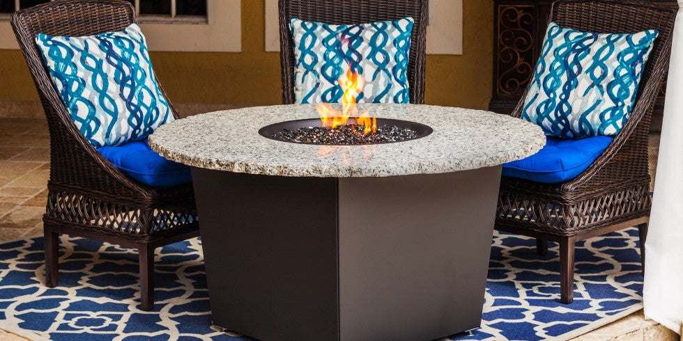 Own Firetainment Fire Tables Riviera!
