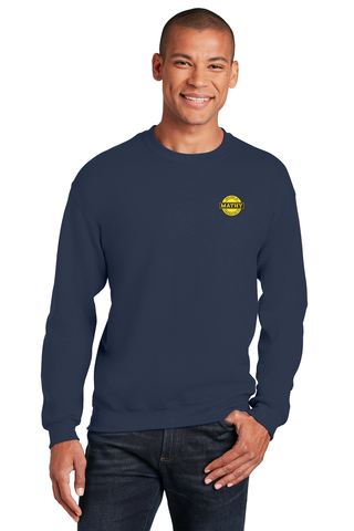 Mathy Construction Company Crewneck Sweatshirt