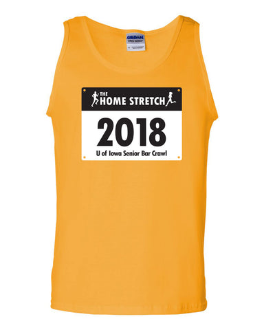 University of Iowa Senior Bar Crawl - Tank