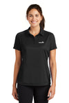 Midwest Asphalt Ladies Nike Dri-fit Polo