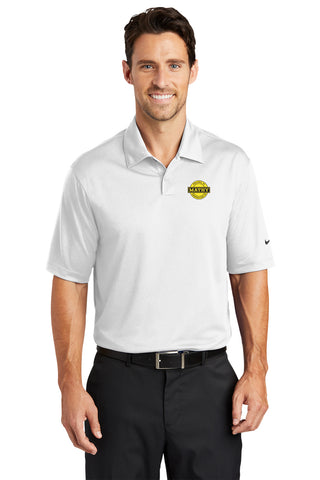 Mathy Construction Company Nike Dri-fit Polo