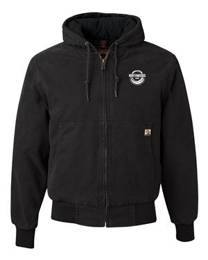 Northwoods Paving Dri Duck Tall Active Jacket