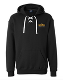 Fahrner Asphalt Sport Laced Hooded Sweatshirt