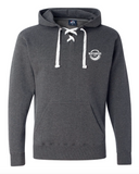 Northwoods Paving Sport Laced Hooded Sweatshirt