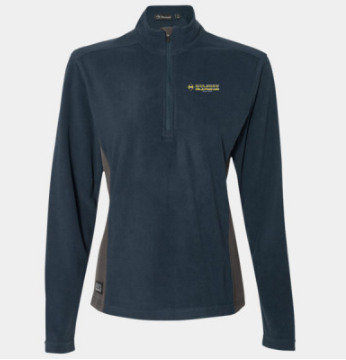 Mulgrew Oil Ladies Nano Fleece Quarter-Zip (More Colors Available)