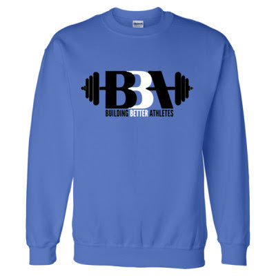 BBA Crewneck Sweatshirt (More Colors Available)