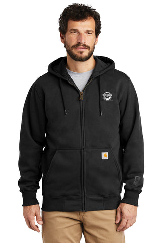 River City Stone Carhartt ® Heavyweight Full Zip Hoodie