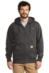 Fleet Transportation Carhartt ® Heavyweight Full Zip Hoodie