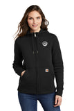D.L. Gasser Construction Ladies Carhartt® Clarksburg Full-Zip Hoodie