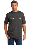 Consolidated Energy Company Carhartt ® Tall Workwear Pocket Short Sleeve