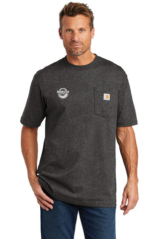 Rochester Sand and Gravel Carhartt ® Tall Workwear Pocket Short Sleeve