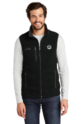 River City Stone Eddie Bauer Fleece Vest