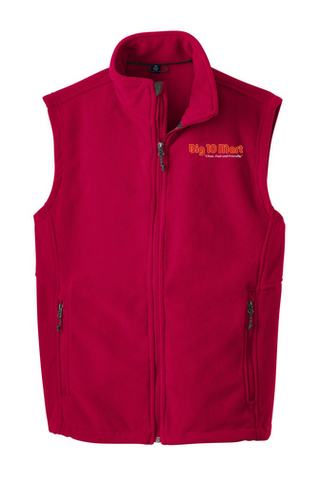 Molo Big 10 Mart Men's Fleece Vest