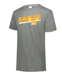 Triblend Eagles Short Sleeve Tshirt