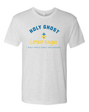 Holy Ghost Early Childhood Premium Triblend Short Sleeve Tshirt