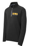 Iowa PT 1/4 Zip Jacket