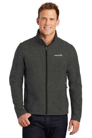 Consolidated Energy Company Tall Soft Shell Jacket