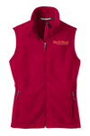 Molo Big 10 Mart Ladies Fleece Vest