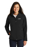 Midwest Asphalt Ladies Soft Shell Jacket