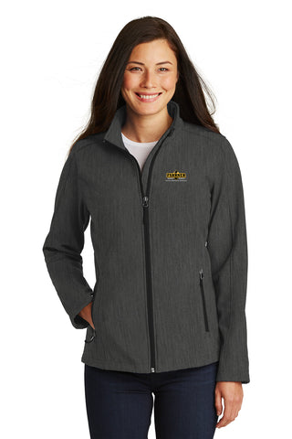 Fahrner Asphalt Ladies Soft Shell Jacket
