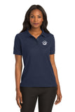 D.L. Gasser Construction Ladies Silk Touch Polo