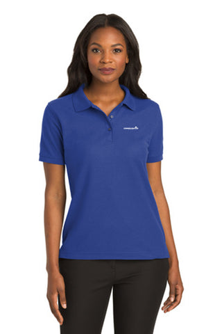 Consolidated Energy Company Ladies Silk Touch Polo