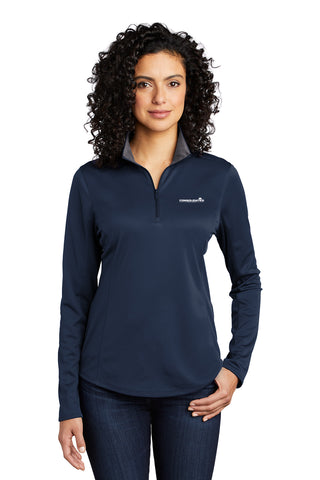 Consolidated Energy Company Ladies 1/4 Zip Pullover