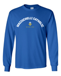 Mazzuchelli Catholic Long Sleeve Tshirt