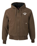 American Asphalt of Wisconsin Dri Duck Tall Active Jacket