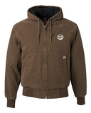 Crane Creek Asphalt Dri Duck Active Jacket