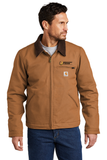 American Asphalt of Wisconsin Carhartt® Tall Duck Detroit Jacket
