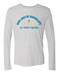 Our Lady of Guadalupe Premium Triblend Long Sleeve Tshirt