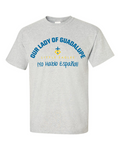 Our Lady of Guadalupe Short Sleeve Tshirt