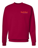 Molo Big 10 Mart Crewneck Fleece Sweatshirt