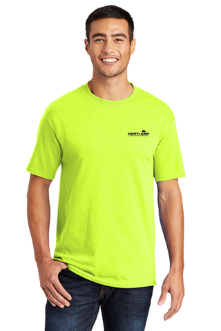 Hartland Lubricants and Chemicals Tall Short Sleeve