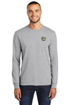 Crane Creek Asphalt Tall Long Sleeve