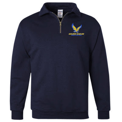 Little Eagles Quarter Zip Sweatshirt