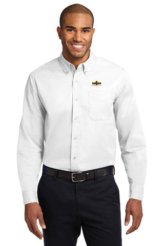 Fahrner Asphalt Tall Button Up Shirt