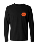 Black Tricks & Treats with SAE - Short sleeve or Long sleeve, Comfort Colors