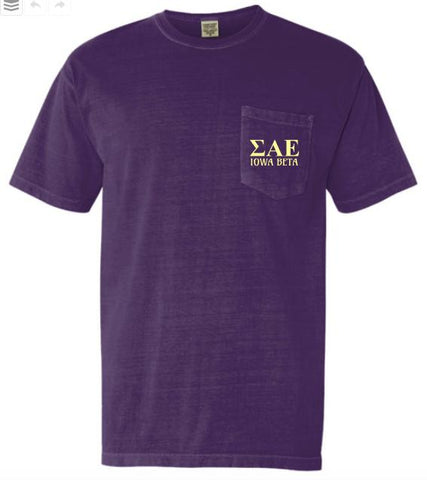 Purple Tricks & Treats w/ SAE Shirt