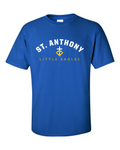 St Anthony's Short Sleeve Tshirt