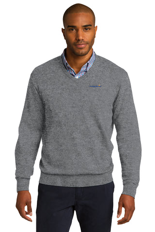 Consolidated Energy Company V-Neck Sweater